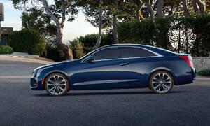 Představujeme: Cadillac ATS Coupe: Cadillac, co není pro dědu