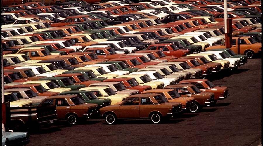 Historie, Představujeme: Datsun 510: Kde se vlastně vzal Nissan IDx?