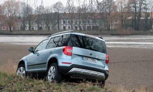 Recenze & testy: Škoda Yeti: Šikovná krabička