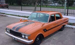 Historie: Neamerické ameriky: Ford Falcon, Argentina