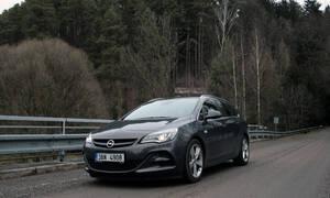 Recenze & testy: Opel Astra Sports Tourer 2,0 CDTI Biturbo: Gétéčko pro všední den