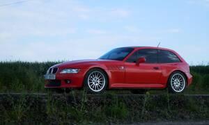 Autíčkářova garáž, Recenze & testy: BMW Z3 Coupe 2.8: (Ne)poslušná teniska
