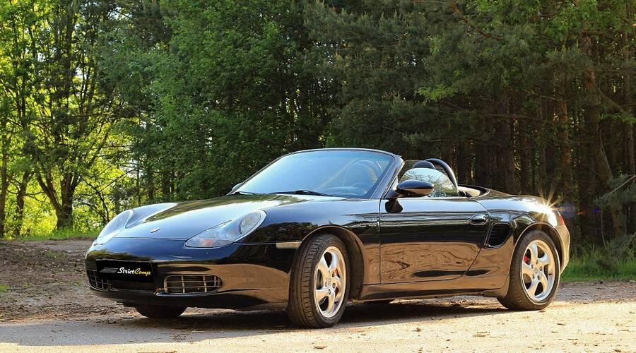 Recenze & testy: Porsche Boxster S 986: Dokonalost sama?