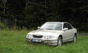 Recenze & testy: Autíčkář za volantem: Mazda Xedos 9