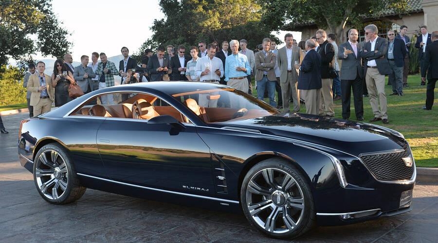 Představujeme: Velký Cadillac potvrzen, nebude to Fleetwood