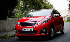 Recenze & testy: Peugeot 108: Jako James Dean