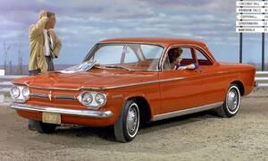 Otázka BigBlocku: Je Corvair nejvíc hipsterské auto všech dob?
