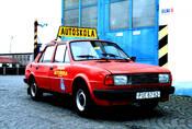 Škoda 105 S: Škola opravdového řidiče