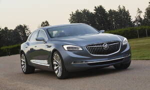 Novinky, Představujeme: Buick Avenir: Návrat stylových korábů silnic?