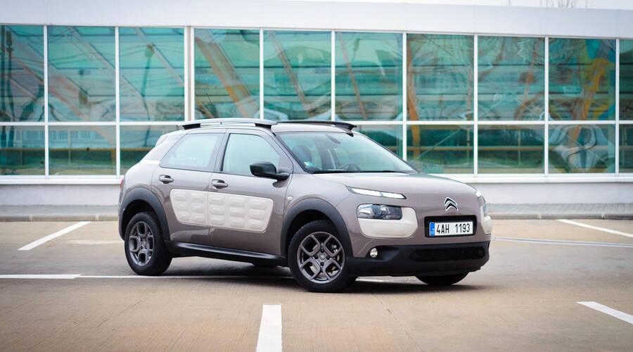 Recenze & testy: Citroën C4 Cactus: Výstřednost, která funguje