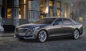 Novinky: Cadillac CT6: Návrat krále?