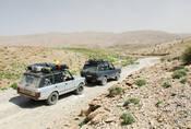 Range Rovery na cestách: Expedice Maroko, díl 3.
