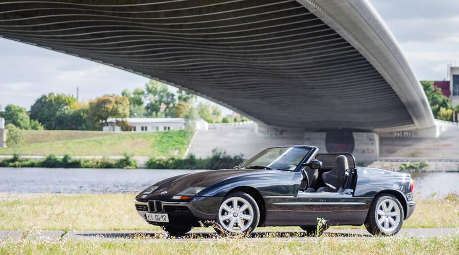Recenze & testy: BMW Z1: Zapomenutý klenot
