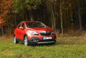 Opel Mokka – Křeček v pohorkách