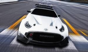 Novinky: Toyota S-FR jako nasupený závodní drobeček