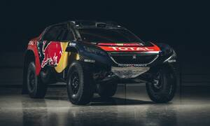 Novinky: Peugeot vyjíždí na Dakar se širším a nižším speciálem