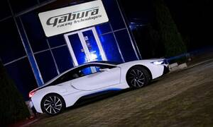 #autickarfuturista, Novinky: BMW i8 dostalo motor, který si zaslouží
