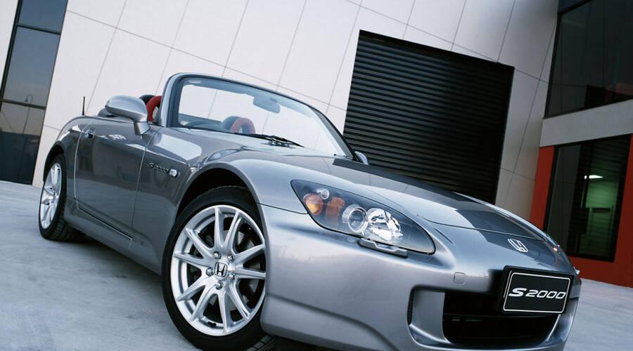 Bazarový snílek: Bazarový snílek: Honda S2000 - Naposledy bokem