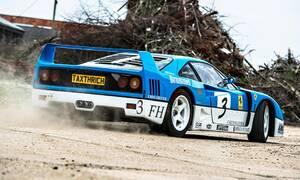 Novinky, Video: TaxTheRich je zpátky, tentokrát v F40 GT