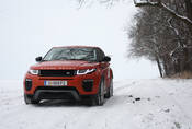 Range Rover Evoque 2016: Hothatch v utajení