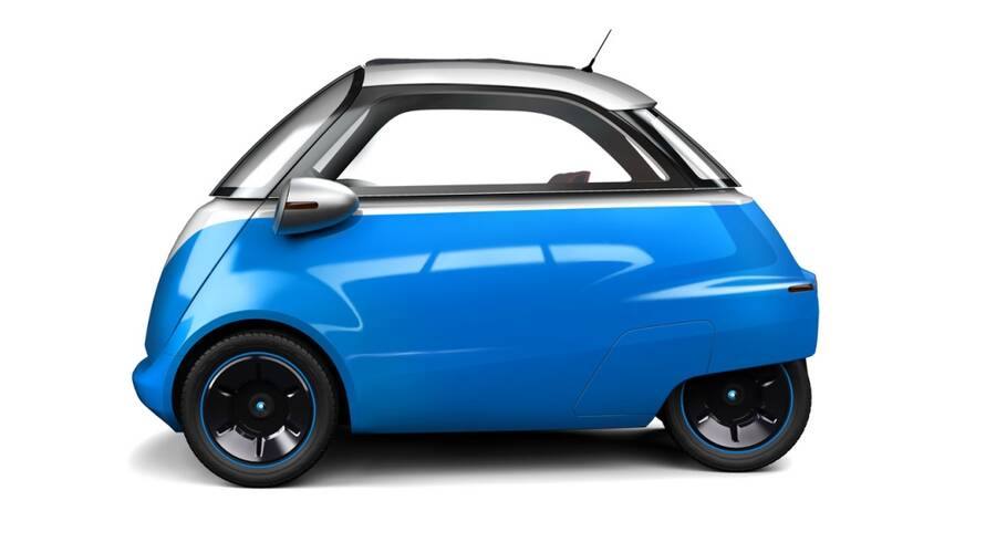 Představujeme: Microlino aneb Isetta se vrací a jede na baterky