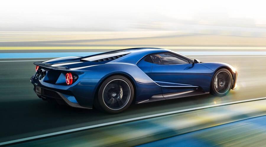 Představujeme: Konfigurátor pro Ford GT je online. Jak bude vypadat ten váš?