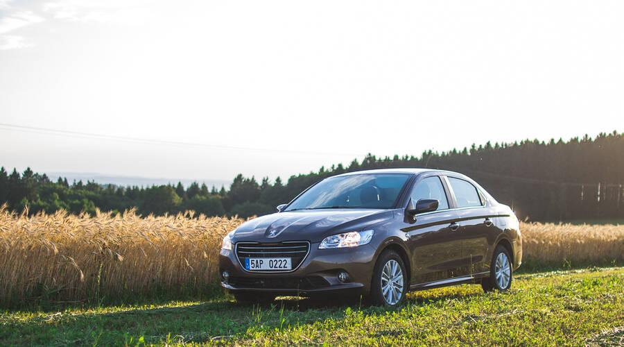 Recenze & testy: Peugeot 301: Zápisky z cest