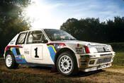 Legendy rallye: Peugeot 205 T16