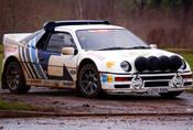 Legendy rallye: Ford RS200