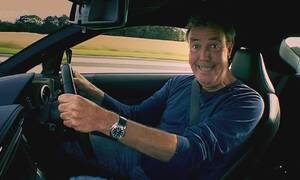 Slavní za volantem: Čím jezdí novinář: Garáž Jeremyho Clarksona