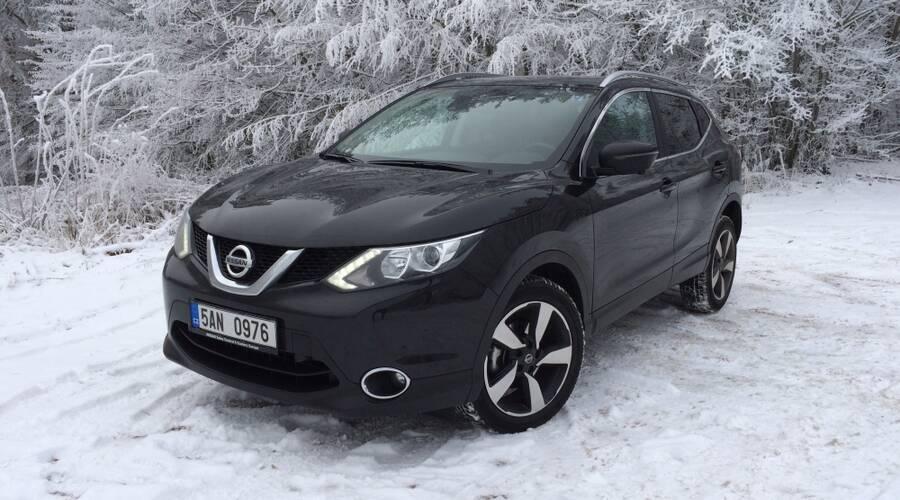Recenze & testy: Nissan Qashqai 1.6 dci 4x4: Kombíky, do střehu!