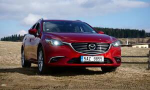 Recenze & testy: Mazda 6 2.0 G145 Wagon - Nekonvenčně konvenční