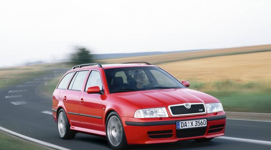 Bazarový snílek: Škoda Octavia RS: Budoucí klasika nebo cenová anomálie? | Bazarový snílek