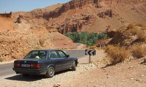 Autíčkář na cestách: Se starým BMW za pár šlupek do Maroka a zase zpátky: Část třetí