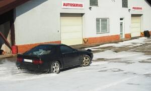 Autíčkářovy projekty, Garážoví kutilové, Trackday: PlechCup závodní speciál: Mazda RX-E30