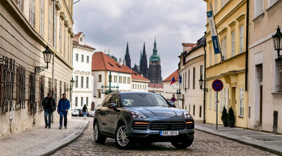 Recenze & testy: Porsche Cayenne S: Ten nejlepší