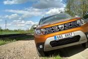 Dacia Duster 1.5 dCi: Jediné auto, které kdy budete potřebovat