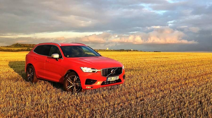 Recenze & testy: Volvo XC60 T5 AWD R-Design: Vaše nové auto na všechno