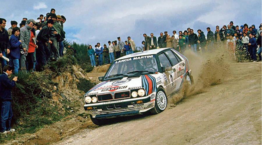 Historie: Legendy rallye: Auta sezóny 1987 - Král je mrtev, ať žije král