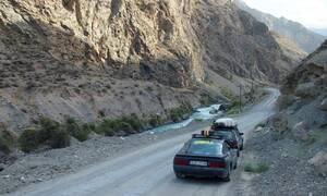 Autíčkář na cestách: Mongol Rally 2018 část 7. : O výškové nemoci, čínských hranicích a Pamir Highway