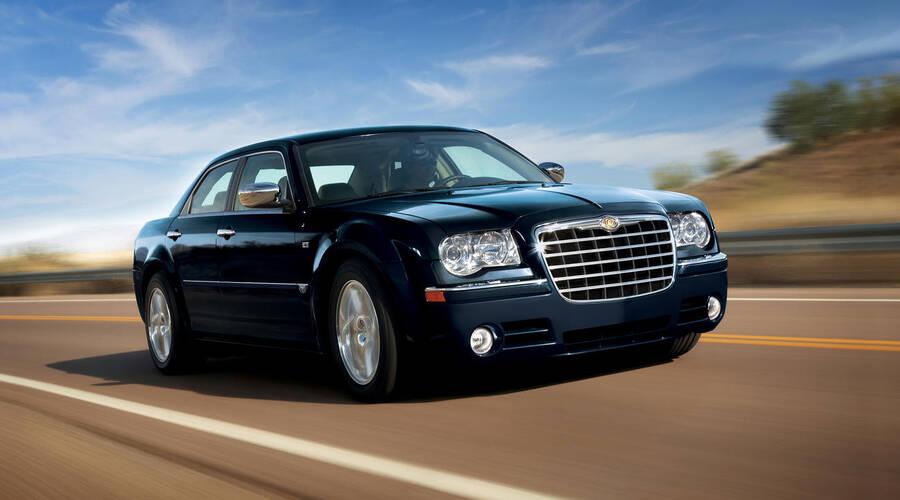 Bazarový snílek: Velký sedan, který nepotkáte na každém rohu.