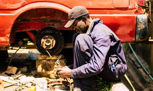 Autíčkářův hejt: Autíčkářův hejt: Mechanikův očistec