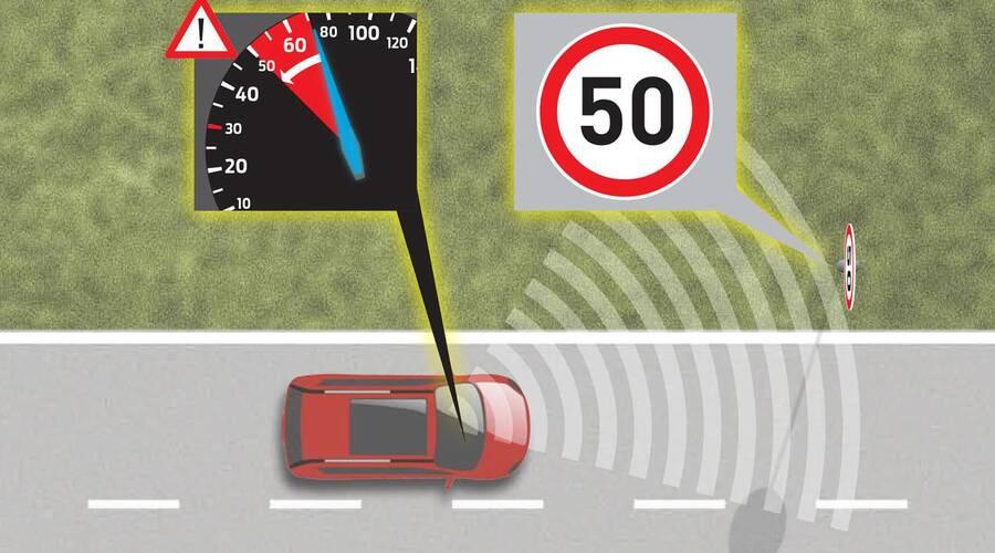 Editorial: Jak to EU doopravdy myslí s těmi omezovači rychlosti? Všechno je trochu jinak...