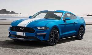 Novinky: Ford Mustang se možná konečně dočká ostré čtyřválcové verze!