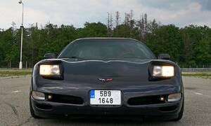Recenze & testy: Za volantem: Chevrolet Corvette C5 - lidový supersport