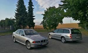 Historie, Recenze & testy: BMW 523i E39 vs Opel Omega 2.6 V6: To nejlepší z levných velkých zadokolek