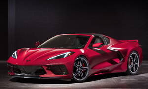 Představujeme: Corvette C8: bez manuálu, bez listových per a s motorem uprostřed