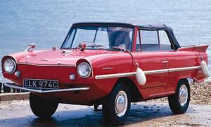 Mýty a legendy, TopX: Stručná historie automobilové plavby