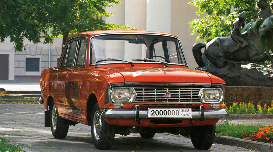 Historie, Mýty a legendy: Ich bin ein Moskauer: Stručná historie Moskviče
