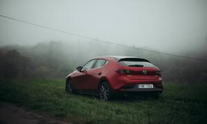 Recenze & testy: Mazda 3 1.8 Skyactiv-D116: Designový jazyk bez kompromisů